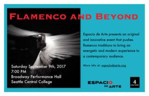 FLAMENCO & BEYOND @ Broadway Performance Hall | Seattle | Washington | United States